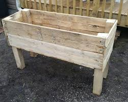 Backyard Planter Box Ideas Recycled Pallet Garden Planter Boxes Pallet Furniture Plans