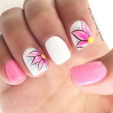 White Pink Nail 25 Pink Nail Designs For 2016 Pretty Designs