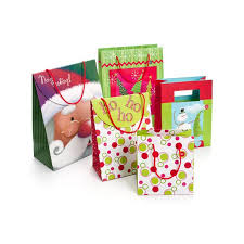 christmas paper bags christmas gift bags christmas gift bags in bulk