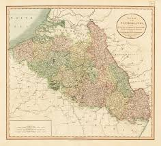 Map Of The Netherlands A New Map Of The Netherlands Also Of That Part Of Germany Westward