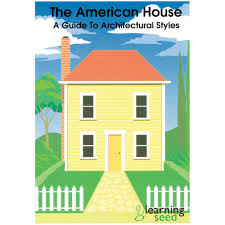 the american house a guide to architectural styles video dvd