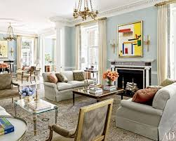 Cheap Living Room Furniture Houston by Allan Greenberg And Elissa Cullman Design A Federal Style Mansion