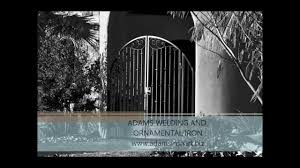 welding and ornamental iron gates fence railing george