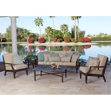 Wilson Fisher Patio Furniture Set - seating sets costco