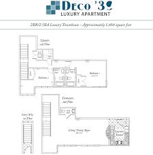 deco u002739 luxury apartments gainesville fl 2 bedroom 2 5 bathroom