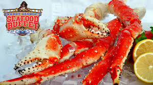 Seafood Buffets In North Myrtle Beach by Crabby George U0027s Seafood Buffet Myrtle Beach Sc Youtube