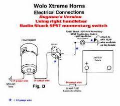 100 wolo horn wiring diagram wolo air horn ebay horn wiring