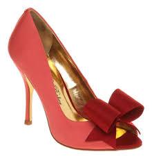 Wedding Shoes Ted Baker Womens Ted Baker Keanah Peeptoe Court Shoe Pink Satin Heels Size