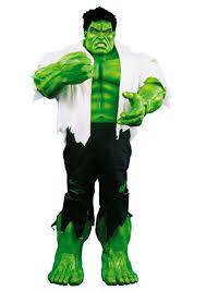 disguise costumes the incredible hulk super deluxe costume