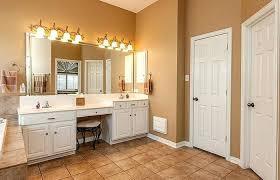 Bathroom Vanity Makeup Bathroom Vanities With Makeup Area In Vanity