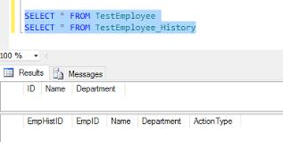 Delete From Table Sql Trigger In Sql Server Insert Update Delete In Single Trigger