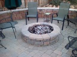 Patio And Firepit Creativehardscape Outdoor Pits Place