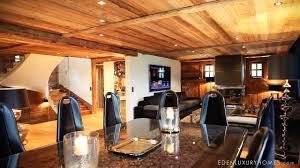 chalet edge megève eden luxury homes youtube