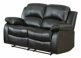 Black Leather Sofa Recliner Black Leather 2 Seater Recliner Sofa Home Design Ideas And Pictures