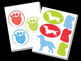 diy gift tags modern dog magazine