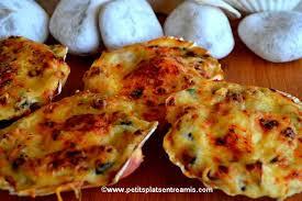 recette cuisine poisson coquilles de poisson et fruits de mer petits plats entre amis
