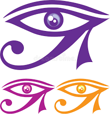 eye of horus stock vector illustration of higher 49275293