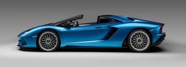 Lamborghini Aventador Torque - top lamborghini aventador s roadster unveiled at iaa 2017