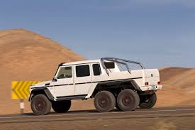 mercedes benz 6x6 oil kings will love it mercedes benz details the g 63 amg 6x6