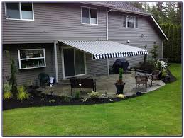 Retractable Awnings Costco Retractable Patio Awnings Canada Patios Home Decorating Ideas