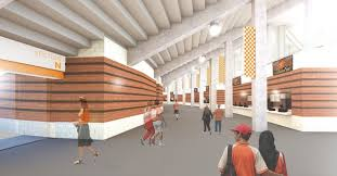 rennovations a look at the finalized neyland stadium renovations rocky top