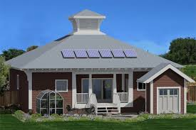 Box House Plans House The Eco Box House Plan Green Builder House Plans