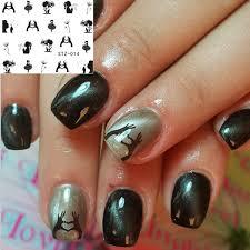 aliexpress com buy 1 sheets pretty designs nail sticker decals