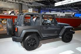 jeep rubicon colors 2014 2014 jeep wrangler willys wheeler edition makes debut in la