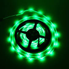 Led Strips Lights by 10m 3528 Rgb Led Strip Waterproof Ip65 Dc12v 60leds M Smd Strips