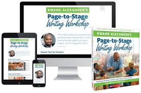 kwame alexander u0027s page to stage writing workshop awakening the