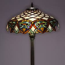 replacement globes for floor ls tiffany style floor uplighter with reading l amazon co uk