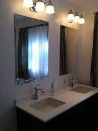 Ikea Wall Mirror by Bathroom Light Fixtures Lowes Ikea White Ceramic Sink And Counter