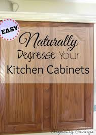 How To Clean Oak Wood by Cabinet Cleaning Oak Kitchen Cabinets How To Clean The Tops Of
