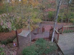 triyae com u003d ideas for a steep backyard various design