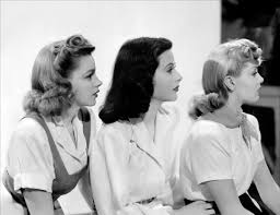 lana turner hair styles judy garland hedy lamarr and lana turner in ziegfeld 1941