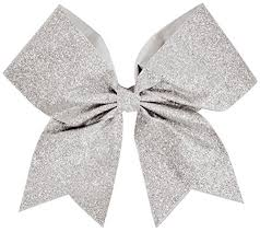 african american cheer hair bows amazon com glitter performance hair bow glitter red clothing