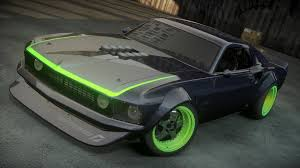 Green And Black Mustang Awesome Matte Black Wallpaper 2880x1800 16040