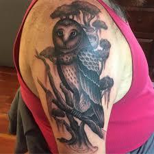 32 owl tattoo designs ideas design trends premium psd