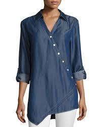 plus size silk blouse go silk blue shirt neiman