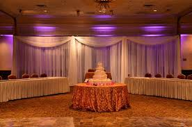 lace wedding decoration rentals