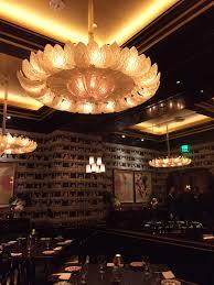 carbone restaurant brings swanky italian style to aria las