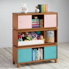 Bookcase To Bench District Storage Bench Bookcase Wheat The Land Of Nod