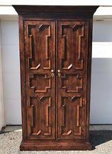 contemporary armoires and wardrobes ebay