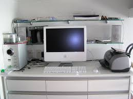 workspace corner desks ikea ikea jerker imac computer desk