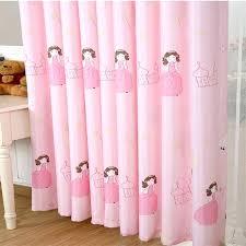 Baby Pink Curtains Children Room Curtains Blackout Curtains Room Pink Princess