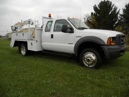 Ford F350 Service Truck - 2005 ford f 550 4 4 diesel mechanic service truck