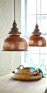 Copper Pendant Lights Hammered Copper Pendant Lights Hammered Copper Pendant Light Uk