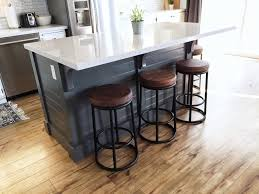 how to build a kitchen island with seating a diy kitchen island make it yourself and save big