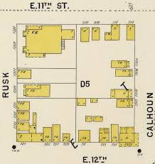 Av Jennings Floor Plans Remembering Rusk The Day They Rewrote History Hometown By Handlebar