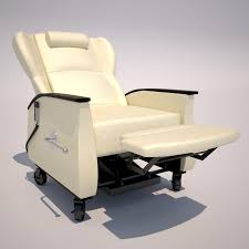 model hospital therapy chair recliner